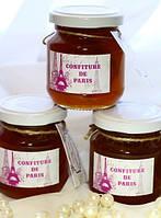 Конфитюр (баночка с натуральным французским вареньем - абрикос)