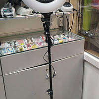 Кольцевая лампа led косметологическая 40вт на штативе R-40B