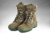 Берцы зимние / военная, тактическая обувь GROZA ММ14 (olive), фото 4