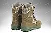 Берцы зимние / военная, тактическая обувь GROZA ММ14 (olive), фото 5