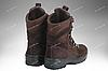 Берцы зимние / военная, тактическая обувь GROZA (шоколад), фото 4