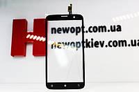 Тачскрин (Сенсор дисплея) Lenovo A850 черный H/C