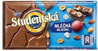Шоколад молочный Orion Studentska Pecet Изюм*Арахис*Желе