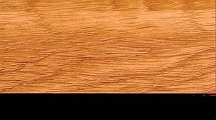 Плинтус с кабель каналом с прорезиненными краями 56х18мм 2,5м Тис вязь, фото 2