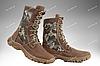 Военная зимняя обувь / берцы, тактическая обувь ДЕЛЬТА (olive), фото 5