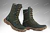 Военная зимняя обувь / берцы, тактическая обувь ДЕЛЬТА (black), фото 4