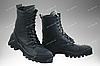 Берцы зимние / военная, армейская обувь БАСТИОН I (black), фото 5