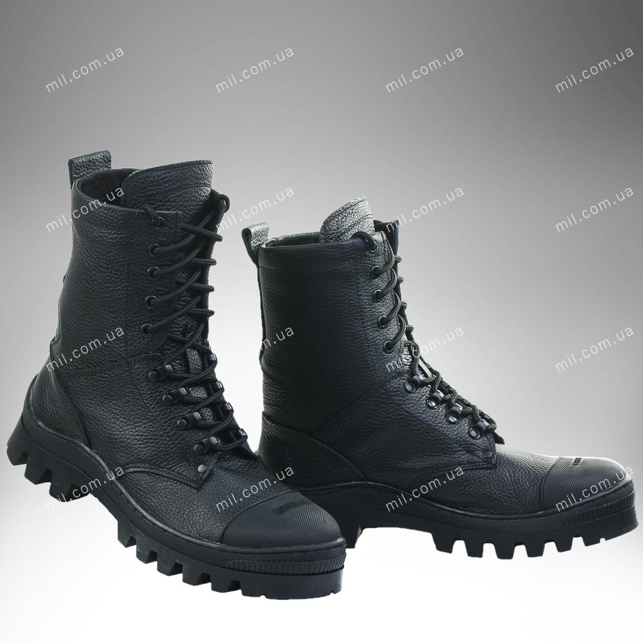 Берцы зимние / военная, армейская обувь БАСТИОН III (флотар)