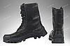 Берцы зимние / военная, рабочая обувь TOR2 (black), фото 3