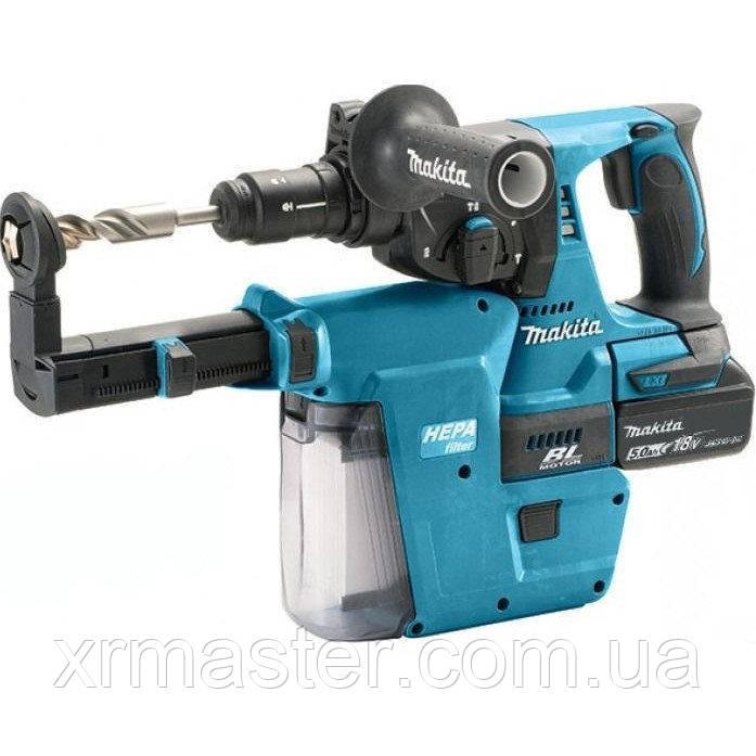 DHR243  Акумуляторний перфоратор SDS-PLUS LXT