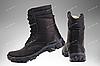 Берцы зимние / военная, рабочая обувь МИРАЖ II (black), фото 2