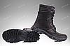 Берцы зимние / военная, рабочая обувь МИРАЖ II (black), фото 3