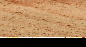 Плинтус с кабель каналом с прорезиненными краями 56х18мм 2,5м Тис бук орландо, фото 2