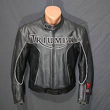 Мотокуртка TRIUMPH ORIG б/у кожа