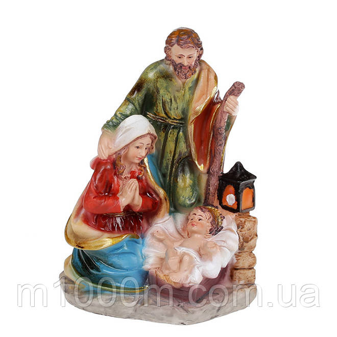 Фигурка рождественская Вертеп 16 см.