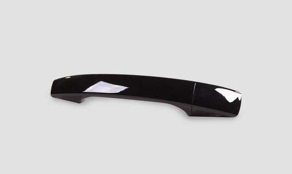 Ручка дверей зовнішня права (чорний металік) 316300610515000AVM, 3163-00-6105150-00