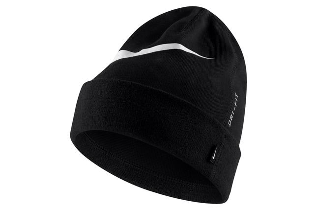 Шапка зимняя Nike Beanie GFA Team AV9751-010 Черный (887231970759), фото 2