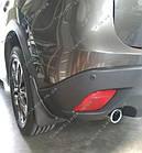 Брызговики Mazda CX-5 2012-2016, 4шт, фото 7