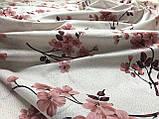 """Комплект постельного белья ТМ """"Ловец снов"""", Сакура, фото 2"""