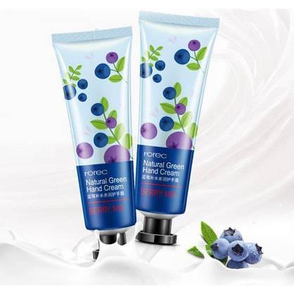Крем для рук Rorec Plant Hand Cream с натуральными экстрактами 30 г, фото 2