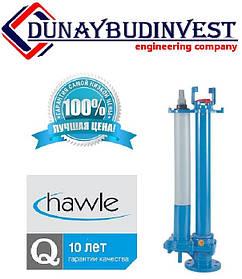Подземный пожарный гидрант Hawle № 5035 DUO GOST ДУ 100, RD-2,50