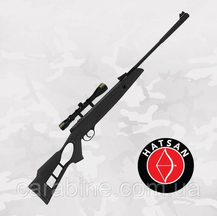 Винтовка HATSAN Striker Edge + ПО Rifle scope 3-9x40