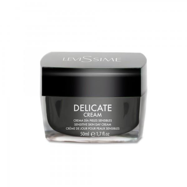 Levissime Delicate Cream 50ml. Крем для чутливої шкіри, вечір, ніч.
