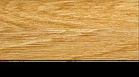Плинтус с кабель каналом с прорезиненными краями 56х18мм 2,5м Тис дуб степной, фото 1