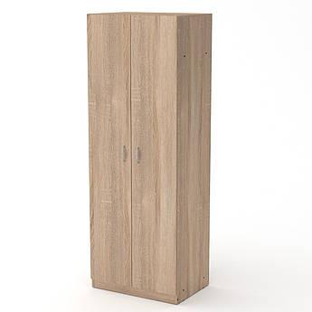 Шкаф-1 дуб сонома Компанит