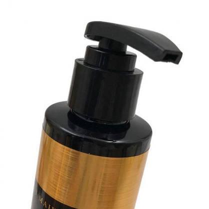 Защитный крем-гель для волос Luodais для упругости и сияния 220 мл, фото 3