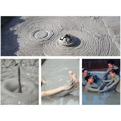 Отбеливающая маска для лица и тела Images Deep Sea Mud с глиной и гиалуроновой кислотой 150 г, фото 3