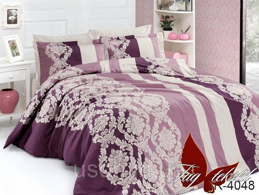 Комплект постельного белья ранфорс Тм Таg    R4048