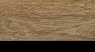 Плинтус с кабель каналом с прорезиненными краями 56х18мм 2,5м Тис тик, фото 2