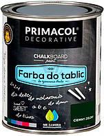 Грифельная краска Primacol 0.75 л зеленая