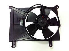 Вентилятор радиатора основной Нексия KOREASTAR, KRFD-010