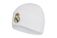 Шапка Adidas Real Madrid Woolie DY7725 Белый (4060512209991)