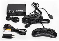 Игровая приставка Hamy 4 двухсистемная 8-16 бит черная