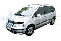 Дефлектор Капота Мухобойка VW Sharan 2000-2010