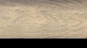 Плинтус с кабель каналом с прорезиненными краями 56х18мм 2,5м Тис дуб белый, фото 2