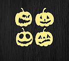 Деревянные заготовки, заготовки из дерева, из фанеры для декупажа на хеллоуин, Halloween, фото 3