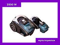Пылесос  без мешка GRANT GT- 1604 (Контейнерный Пылесос ) 3000 Вт + универсальная щетка