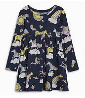 Детское платье на 1,5-6 лет