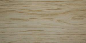 Плинтус с кабель каналом с прорезиненными краями 56х18мм 2,5м Тис ясень, фото 2