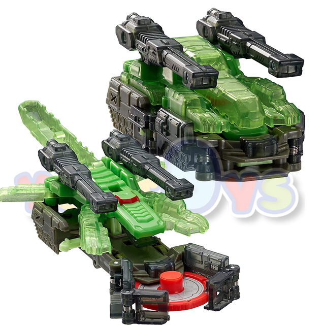 CROCSHOCK L2 Крокшок EU683124 Крокодил