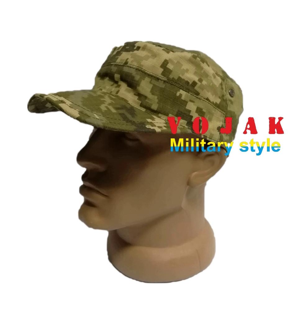 Кепка армейская ( Украинский пиксель)