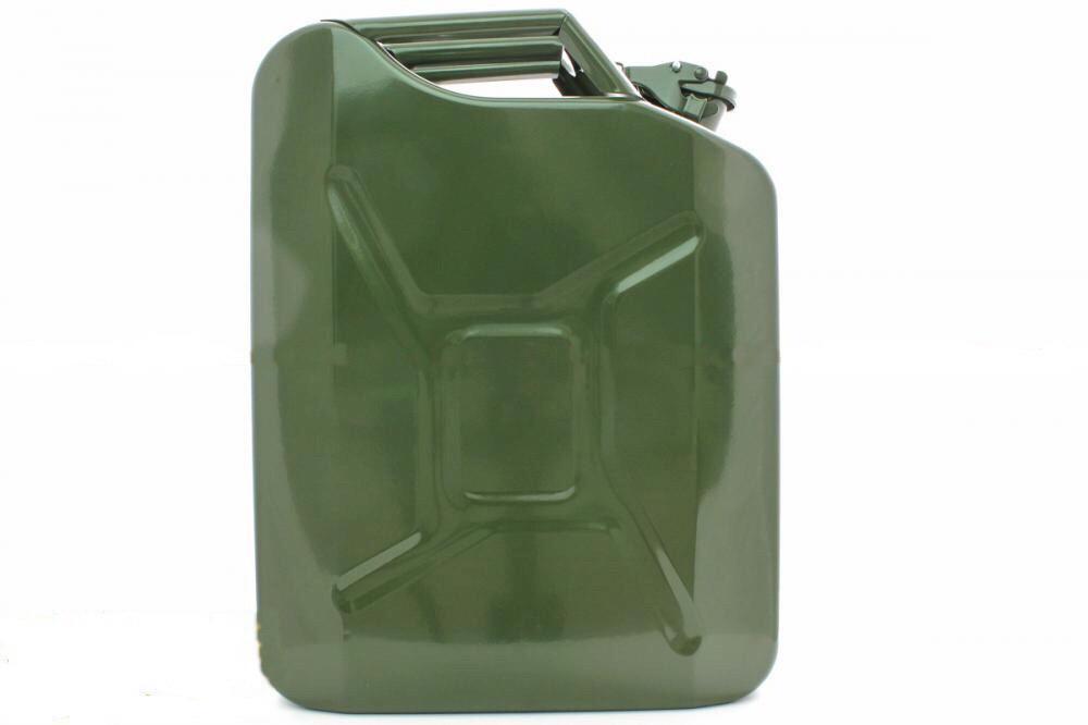 Каністра для бензину металева 20 л Elegant EL 100 592