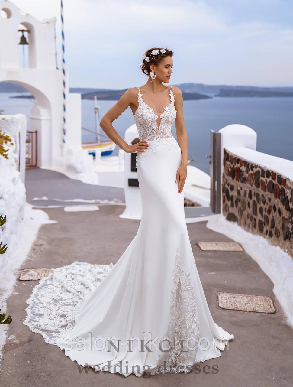 Свадебное платье № S-492