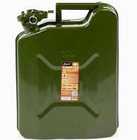 Каністра для бензину металева 10 л Elegant EL 100 591