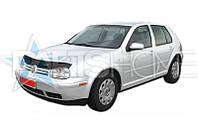 Дефлектор Капота Мухобойка VW Golf 4