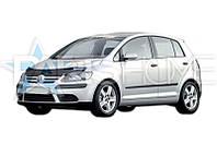 Дефлектор Капота Мухобойка VW Golf 5 Plus